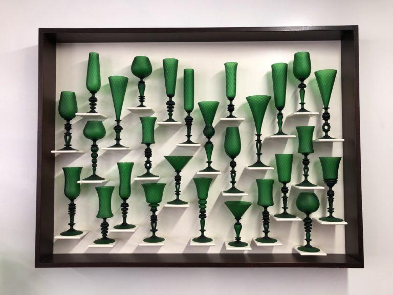 Kenny Pieper Glass Piece