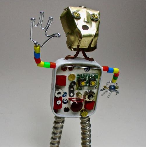 John D. Richards Robot