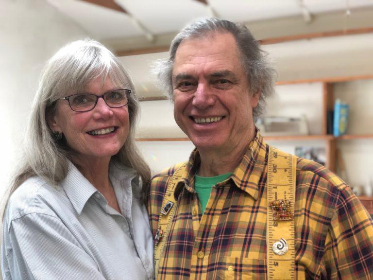 John D. Richards and Claudia Dunaway Portrait